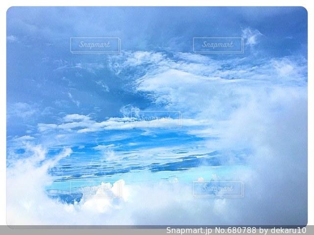 空の写真・画像素材[680788]