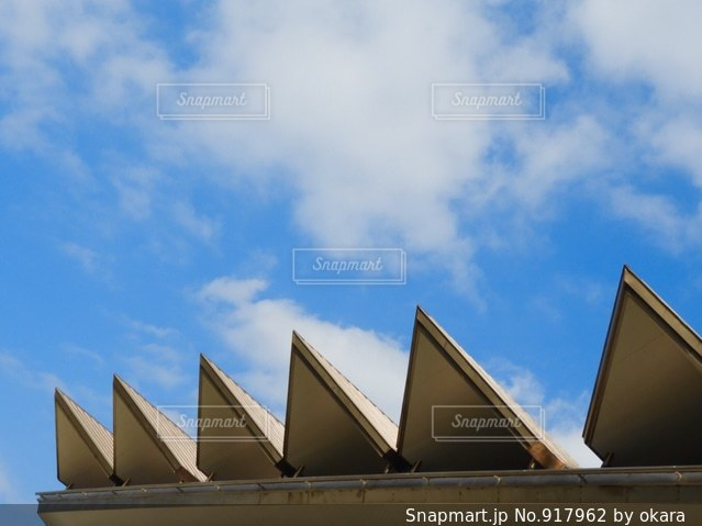 屋根の写真・画像素材[917962]