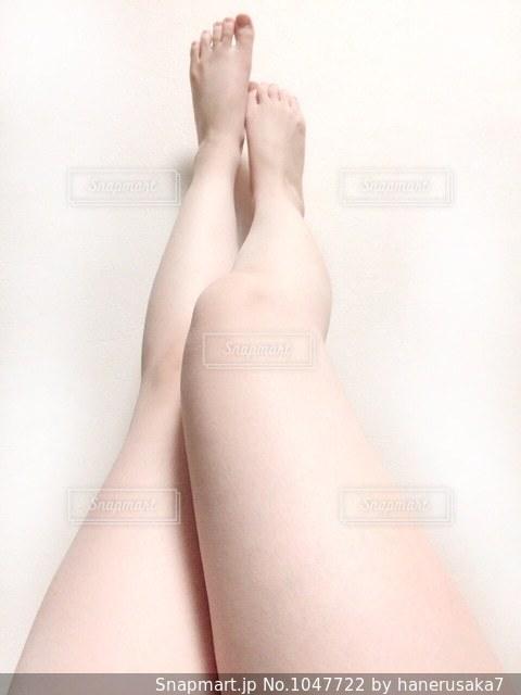 足の写真・画像素材[1047722]