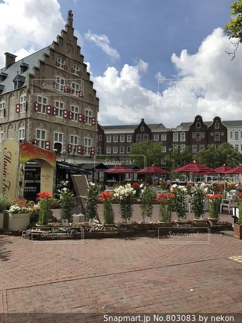 オランダ、アムステルダムっぽい風景 - No.803083
