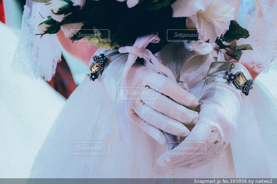 結婚式の写真・画像素材[395956]