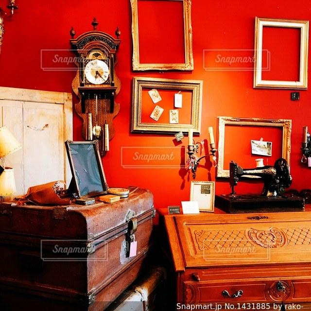 アンティーク家具 雑貨の写真・画像素材[1431885]