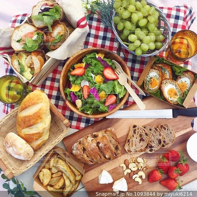食べ物の写真・画像素材[1093844]