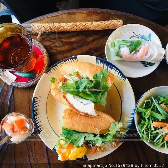 ベトナム料理の写真・画像素材[1679428]