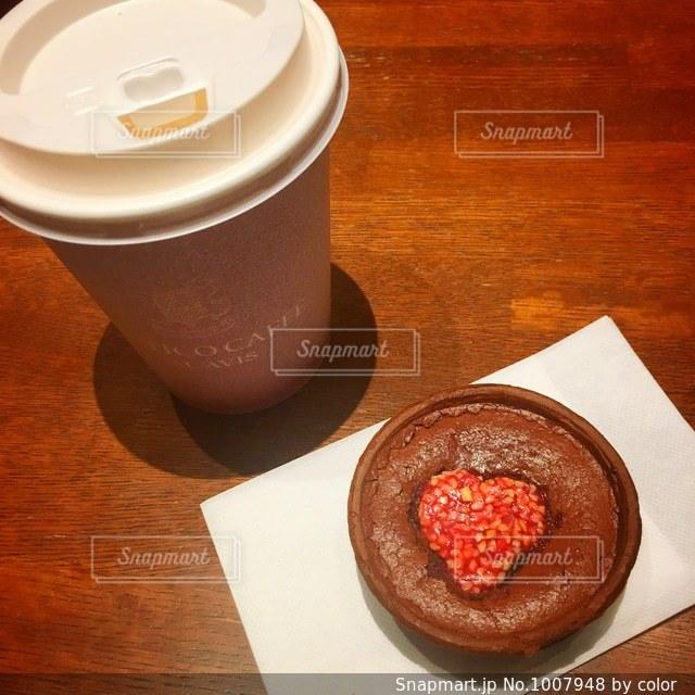 カフェでまったり♡の写真・画像素材[1007948]