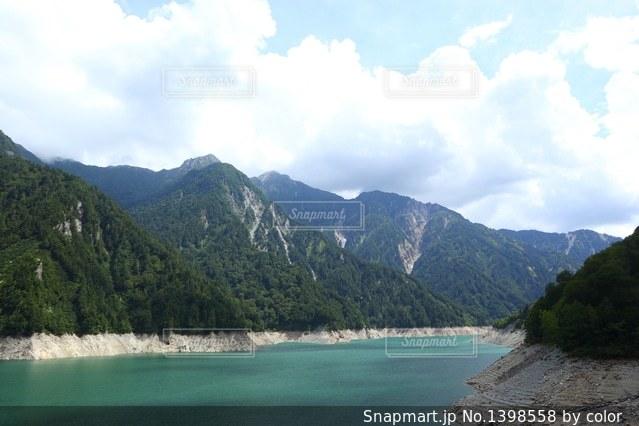 黒部ダムの写真・画像素材[1398558]