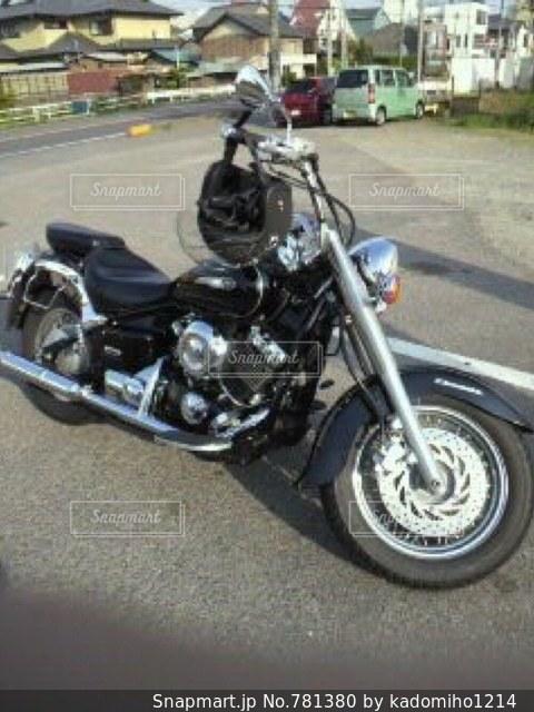 バイクの写真・画像素材[781380]