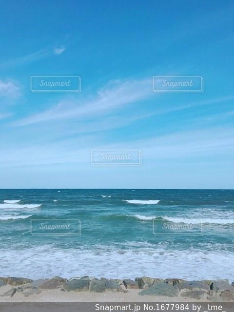 海の写真・画像素材[1677984]