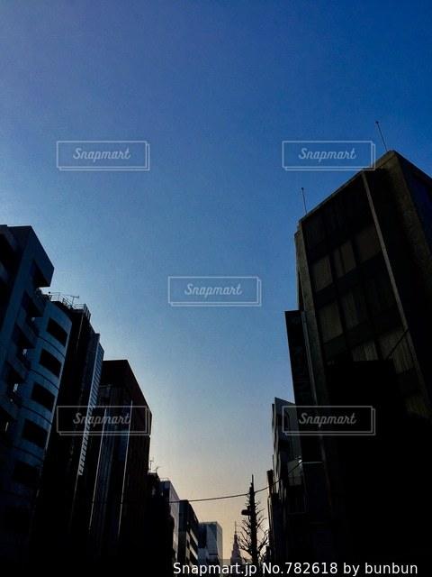 都市の高層ビルの写真・画像素材[782618]