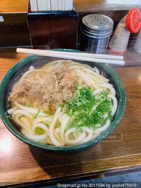 高松駅の連絡船うどんの写真・画像素材[3011594]