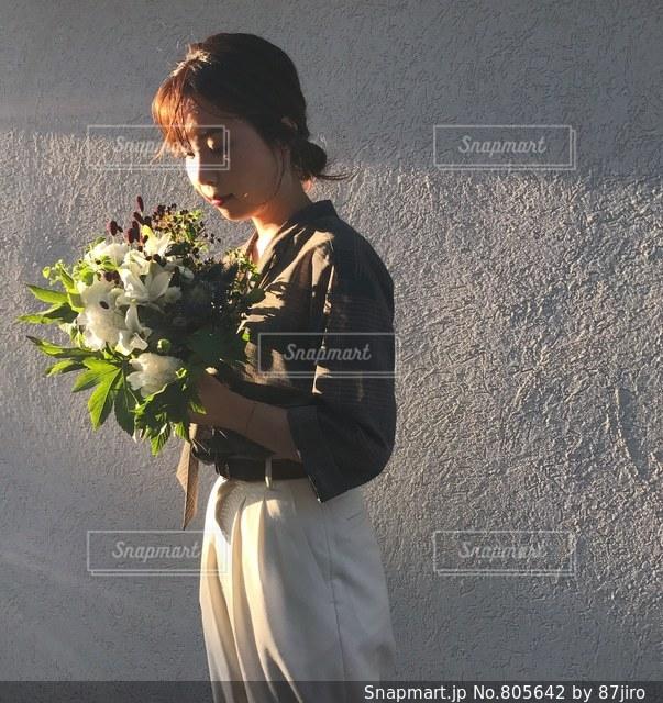 花を贈る - No.805642