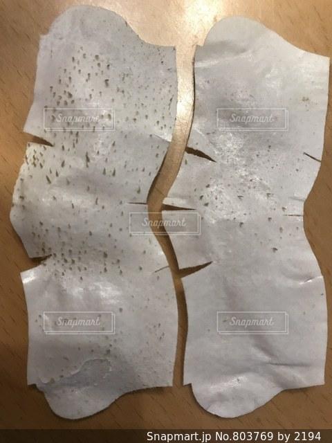 一枚の紙 - No.803769