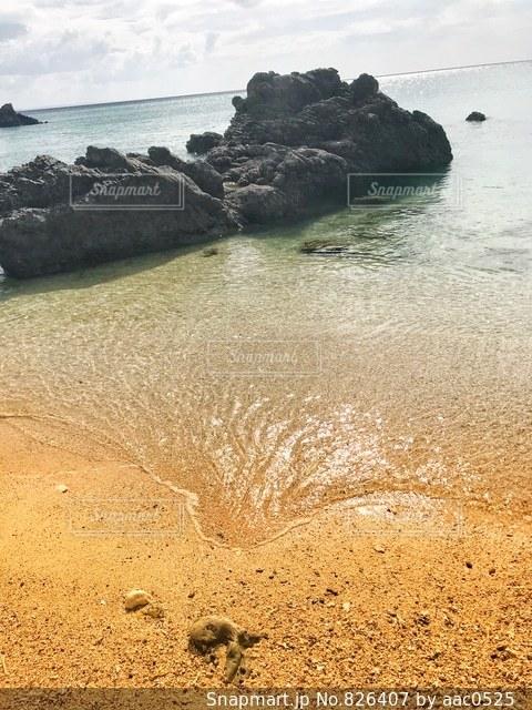 沖縄の海の写真・画像素材[826407]