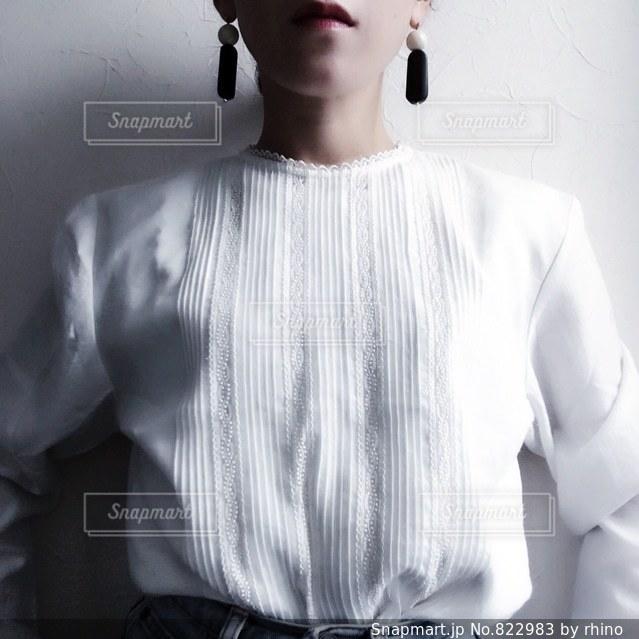 whiteの写真・画像素材[822983]