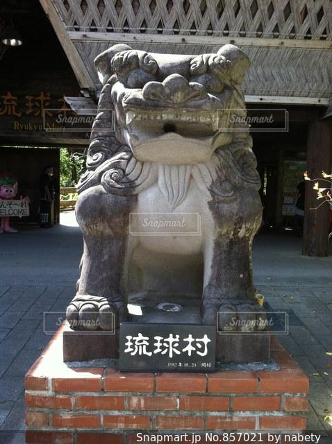 琉球村の写真・画像素材[857021]