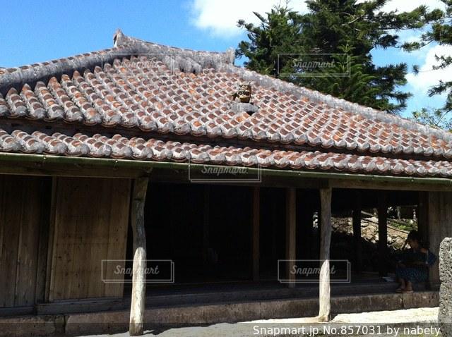 琉球村の写真・画像素材[857031]