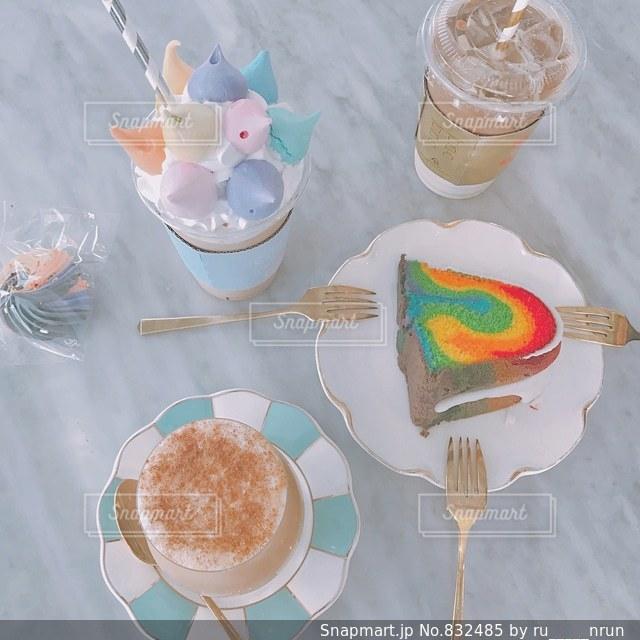 カフェの写真・画像素材[832485]