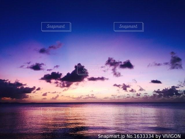 昼から夜への写真・画像素材[1633334]