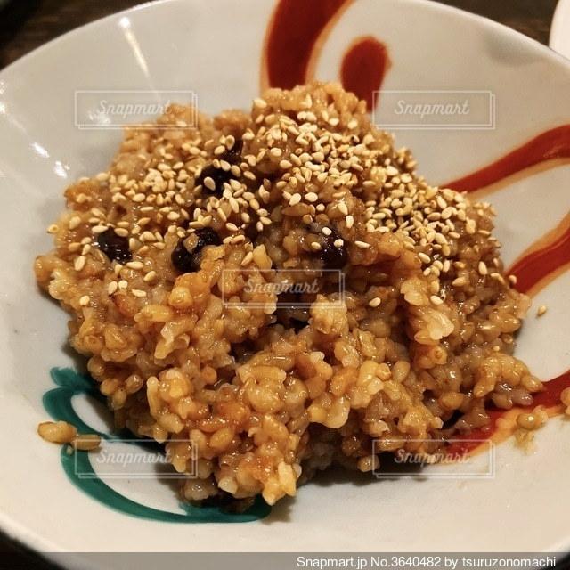 酵素玄米ご飯の写真・画像素材[3640482]