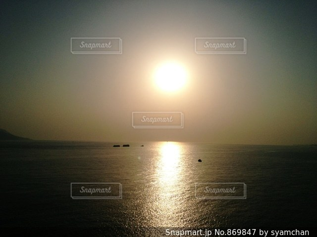 海の写真・画像素材[869847]