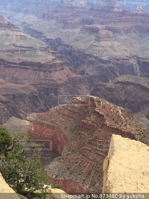 峡谷のビューの写真・画像素材[873480]