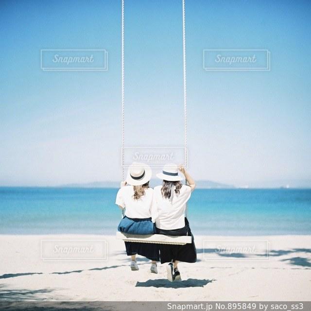 夏の僕らの写真・画像素材[895849]