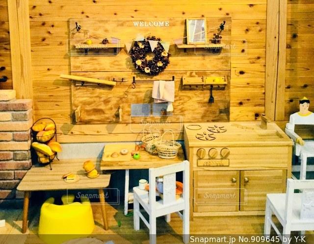 木製テーブル - No.909645