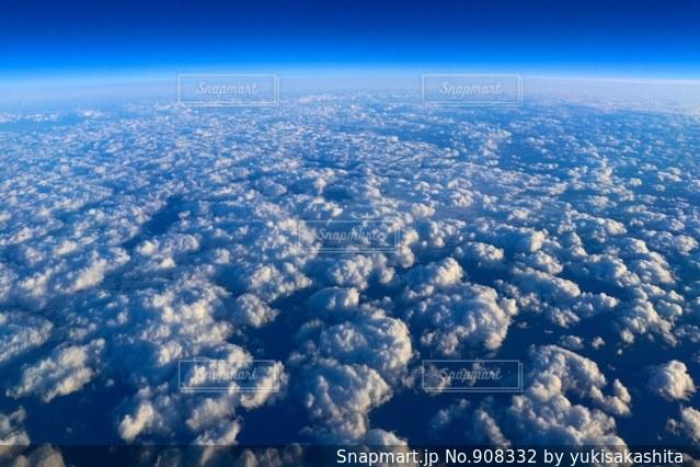 雲海の写真・画像素材[908332]