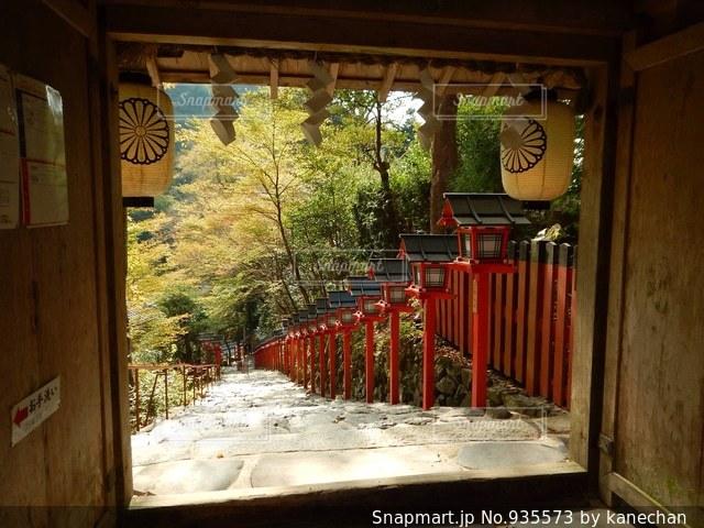 京都 貴船神社の写真・画像素材[935573]