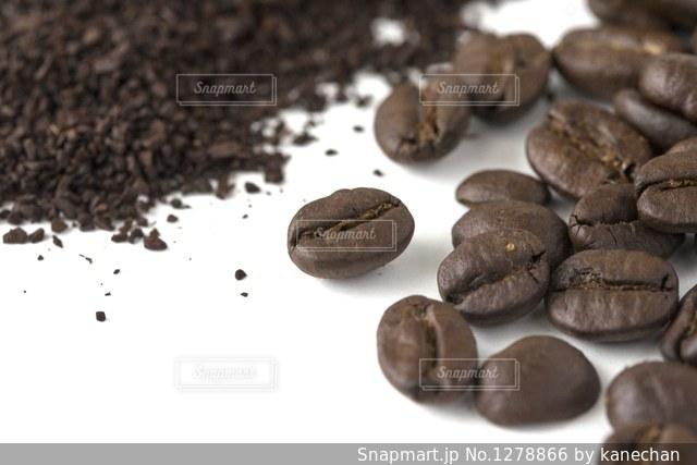 コーヒー豆の写真・画像素材[1278866]