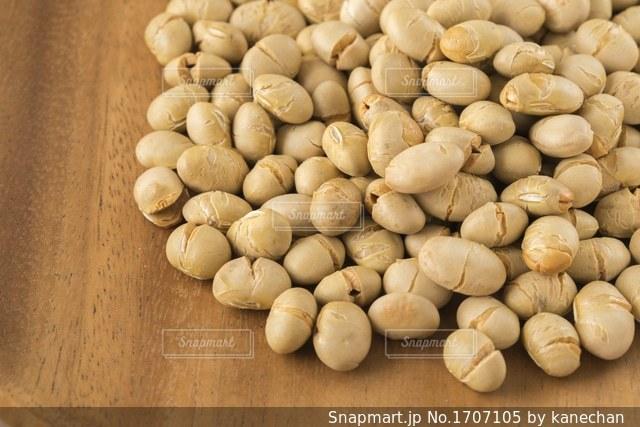 大豆の写真・画像素材[1707105]