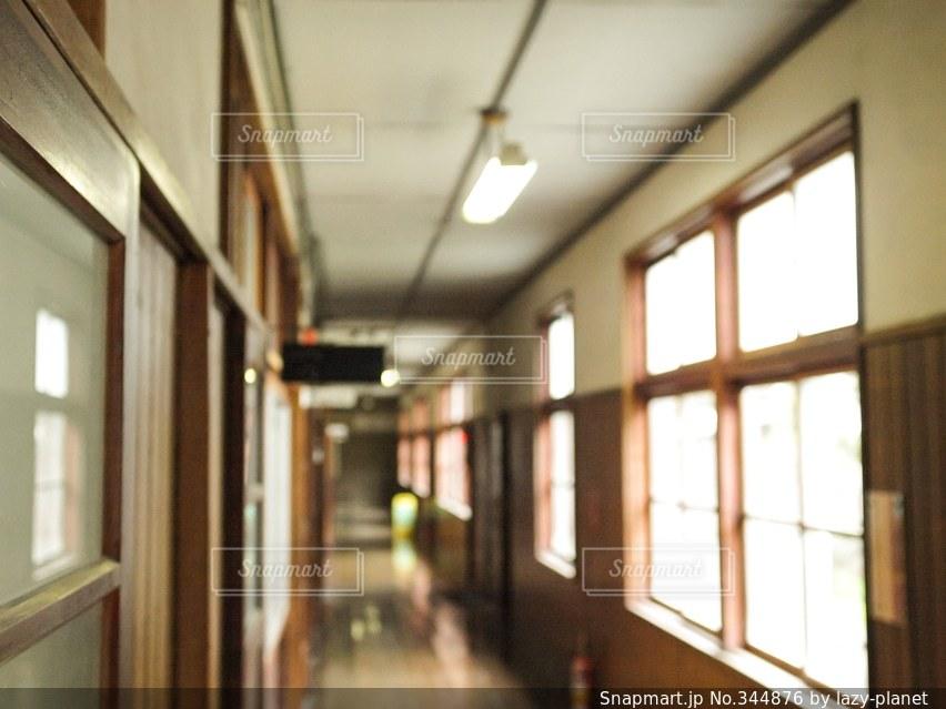 廃校の写真・画像素材[344876]