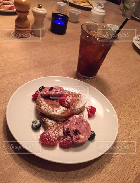 パンケーキの写真・画像素材[126582]