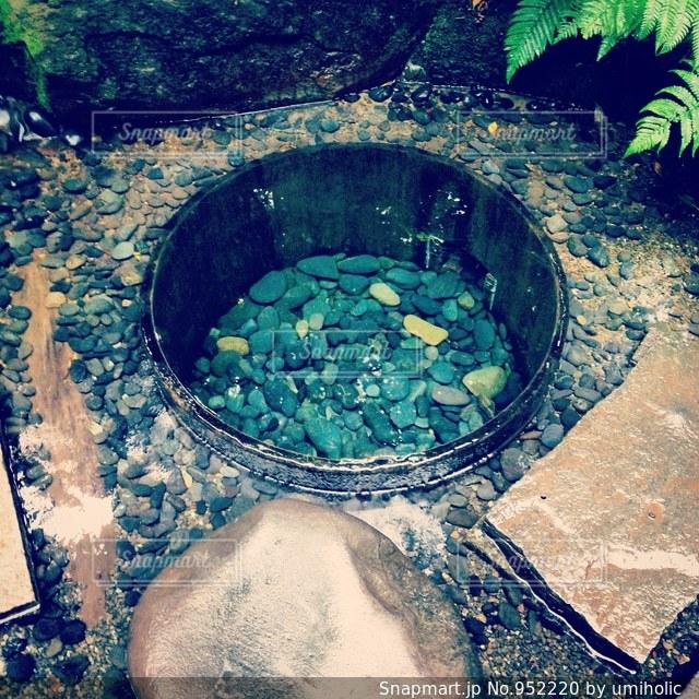 パワースポット、清正の井戸の写真・画像素材[952220]