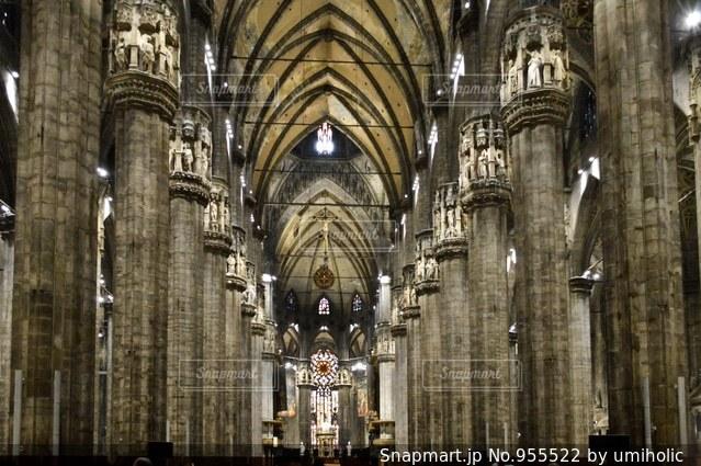 教会内の写真・画像素材[955522]