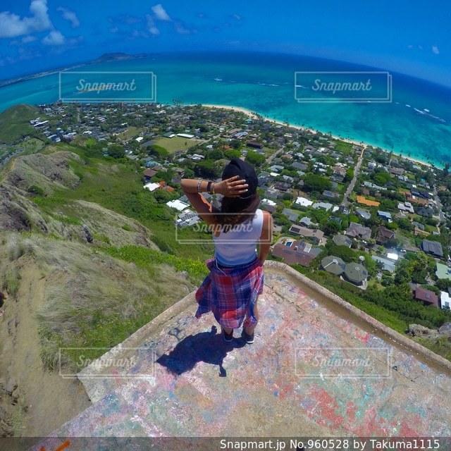 ハワイの絶景の写真・画像素材[960528]