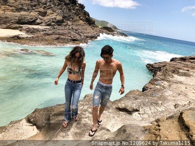 ハワイの写真・画像素材[1209624]
