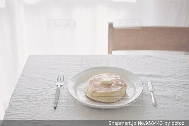 パンケーキの写真・画像素材[958443]