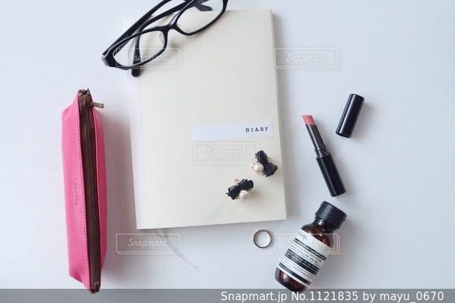 手帳&ステーショナリー&アクセサリーの写真・画像素材[1121835]
