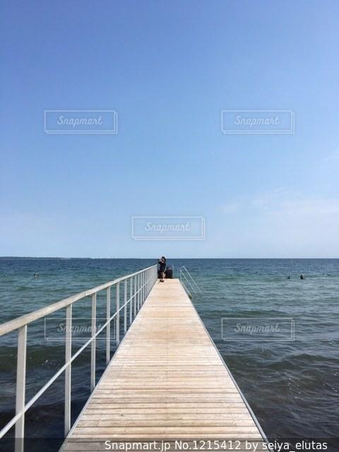 デンマークの海🇩🇰の写真・画像素材[1215412]
