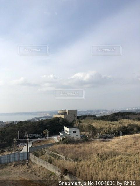 犬吠埼の景色の写真・画像素材[1004831]
