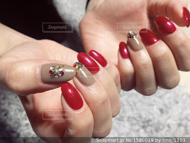 nailの写真・画像素材[1580019]