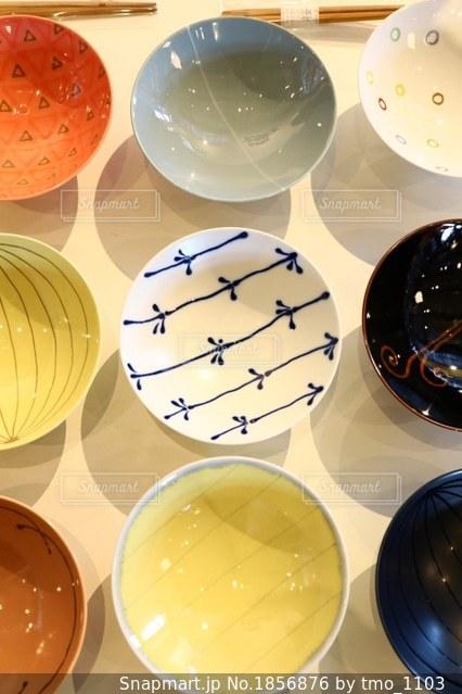 豆皿の写真・画像素材[1856876]