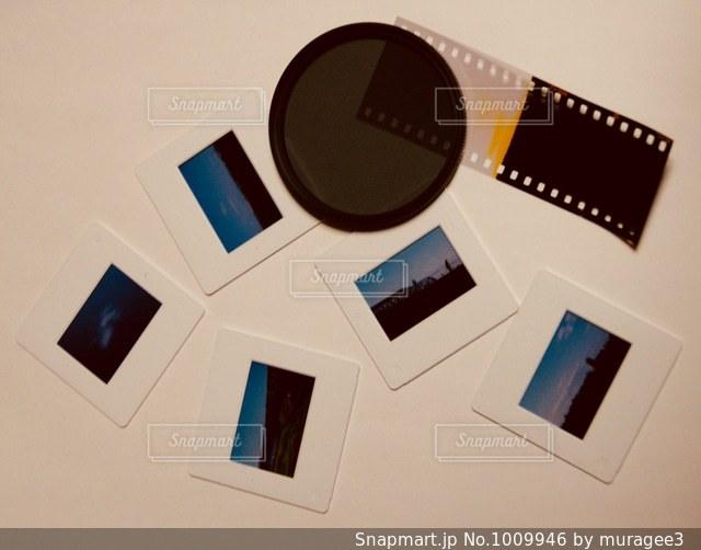 フィルム写真達の写真・画像素材[1009946]