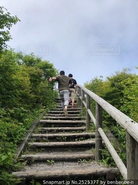 ホップステップジャンプの写真・画像素材[2525377]