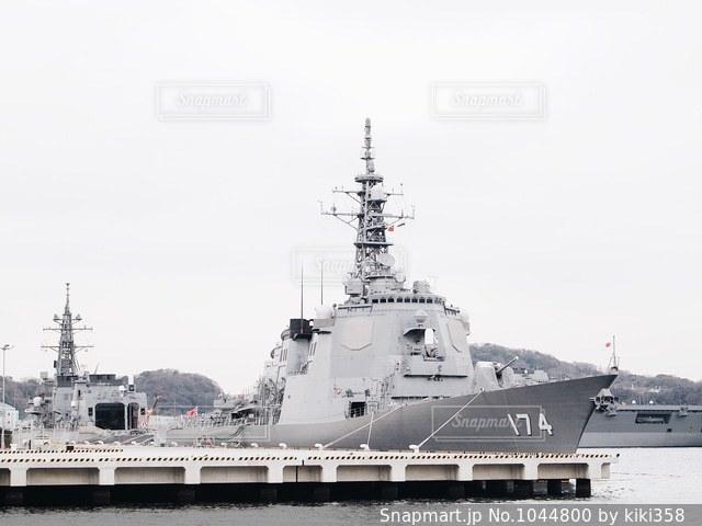 横須賀にての写真・画像素材[1044800]