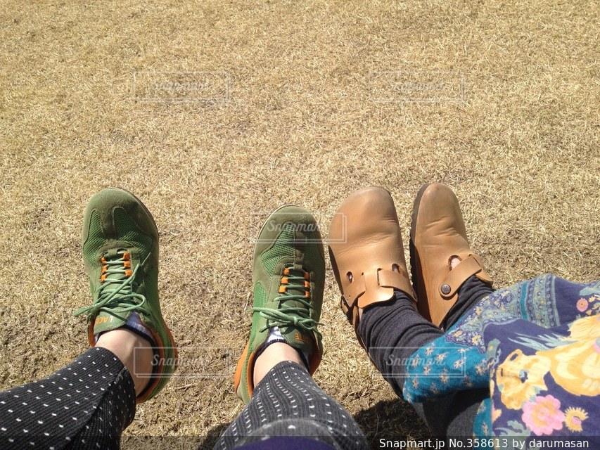 靴の写真・画像素材[358613]
