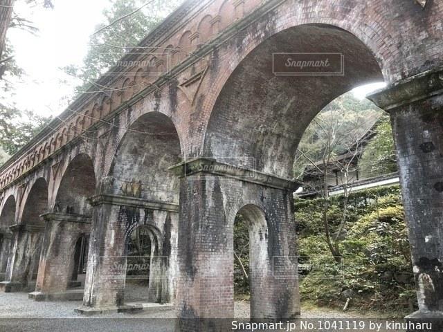 南禅寺 水道橋の写真・画像素材[1041119]