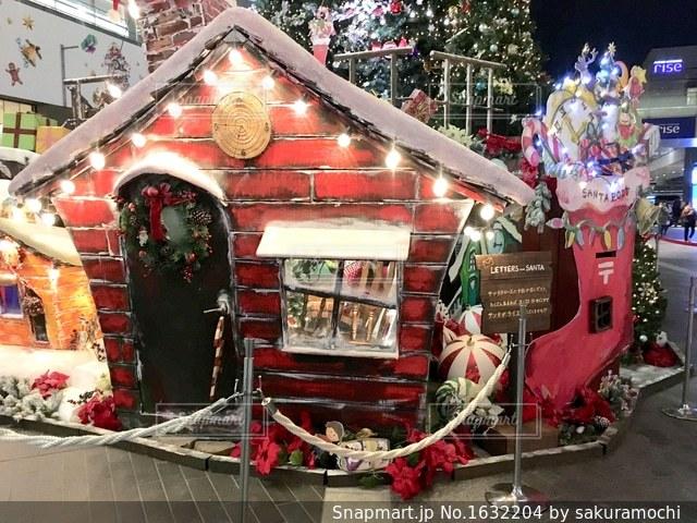 二子玉川クリスマスツリーの写真・画像素材[1632204]
