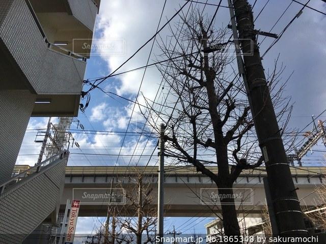 宮崎台駅入り口高架2019.3.24の写真・画像素材[1865348]